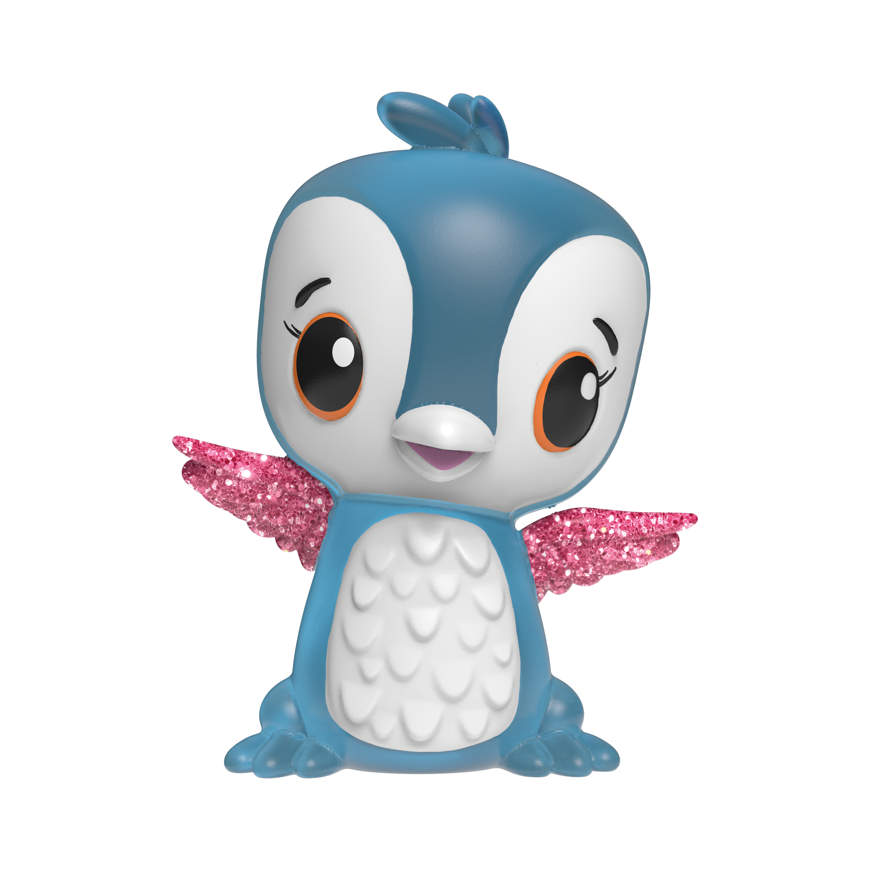 NEW Hatchimals Colleggtibles Series 2 Aqua Penguin